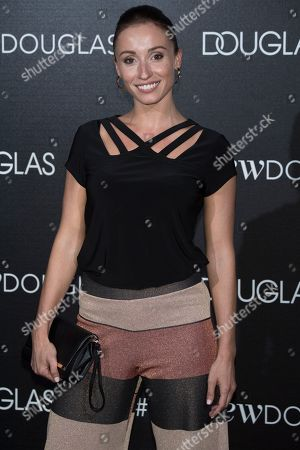 Stock Photo of Maria Hinojosa
