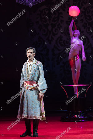 Editorial picture of Opera North 'The Merry Widow', Leeds Grand Theatre, UK - 27 Sep 2018
