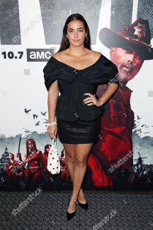 Alanna Masterson