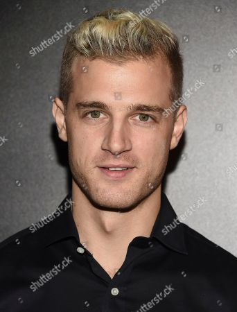 "Stock Photo of Pasha Pellosie attends special screening of ""Bad Times at the El Royale"" at Metrograph, in New York"