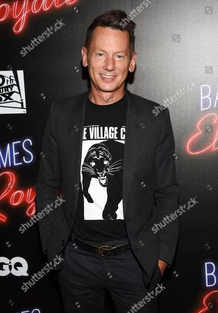 """GQ's Jim Nelson attends a special screening of """"Bad Times at the El Royale"""" at Metrograph, in New York"""
