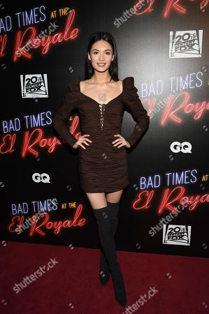 """Editorial picture of NY Special Screening of """"Bad Times at the El Royale"""", New York, USA - 27 Sep 2018"""