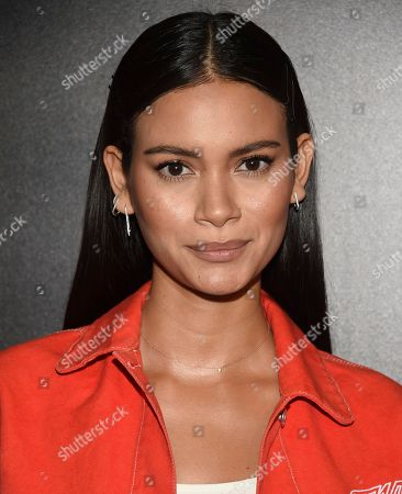 "Juana Burga attends special screening of ""Bad Times at the El Royale"" at Metrograph, in New York"