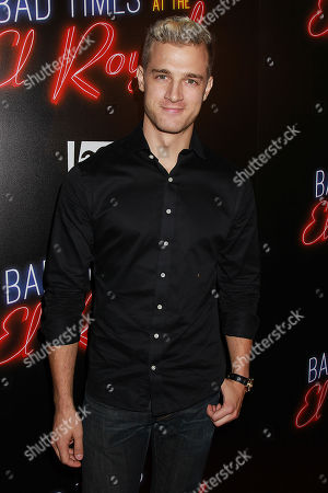 Editorial picture of The New York Special Screening of 'Bad Times At the EL Royale', USA - 27 Sep 2018