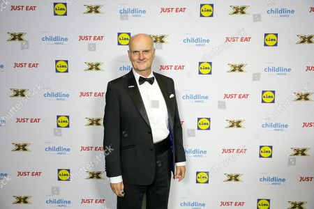 Editorial image of Childline Ball in aid of the NSPCC, London, UK - 27 Sep 2018