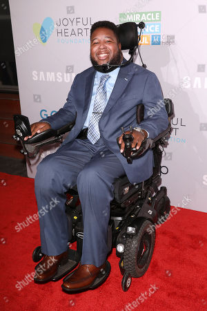 Stock Image of Eric LeGrand
