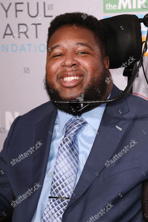 Stock Picture of Eric LeGrand