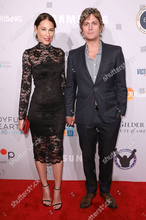 Marisol Thomas and Rob Thomas