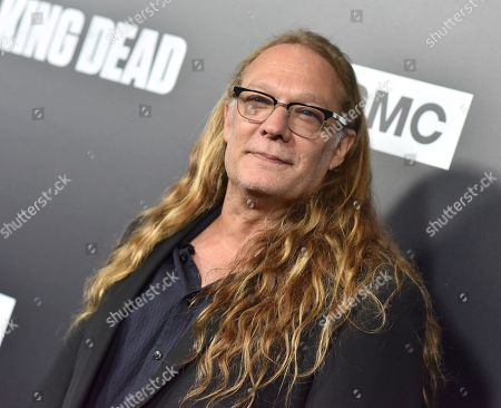 Stock Picture of Gregory Nicotero