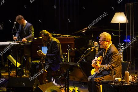 Editorial picture of Gustavo Santaolalla concert, Guadalajara, Mexico - 27 Sep 2018
