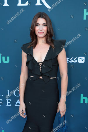 Editorial picture of AwesomenessTV and Hulu premiere of 'Light as a Feather', Los Angeles, USA - 27 Sep 2018