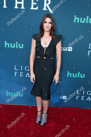 """Stock Picture of Dorian Brown Pham attends the premiere of AwesomenessTV and Hulu's """"Light as a Feather"""" at Awesomeness HQ on Thursday, September 27 in Santa Monica, CA"""