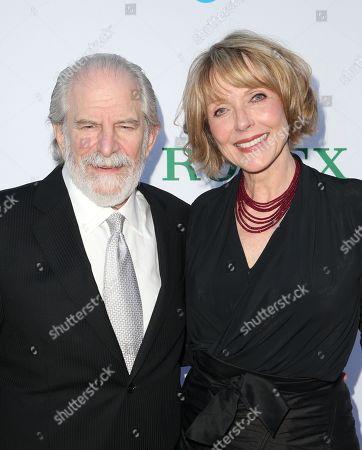 Steve Jaffe, Susan Blakely