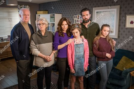 Editorial picture of 'Butterfly' TV Show, Series 1, Episode 1 UK  - Oct 2018