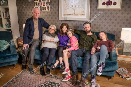 Editorial image of 'Butterfly' TV Show, Series 1, Episode 1 UK  - Oct 2018