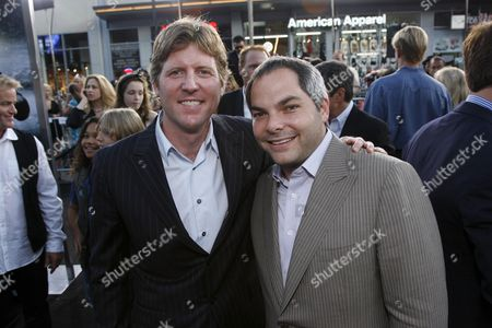 Executive Producer Erik Howsam and Paramount's Adam Goodman