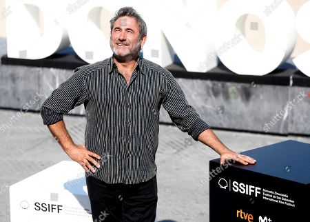 Spanish actor Sergi Lopez poses during the presentation of 'Black is beltza' at the San Sebastian International Film Festival, in San Sebastian, Basque Country, Spain, 28 September 2018. The 66th edition of the SSIFF runs from 21 to 29 September.
