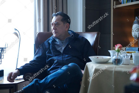 Anthony Wong as David Chen.