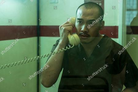 Jason Wong as Kai Huang.