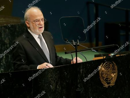 Editorial image of UN General Assembly - 28 Sep 2018