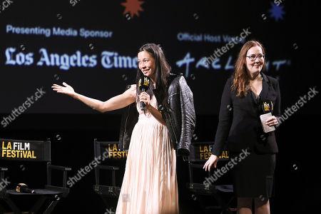 Editorial photo of 'Free Solo' Gala screening, LA Film Festival, USA - 27 Sep 2018