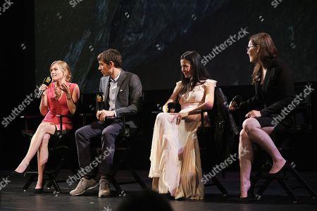 Editorial image of 'Free Solo' Gala screening, LA Film Festival, USA - 27 Sep 2018