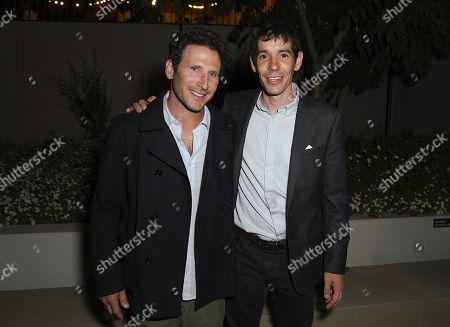 Mark Feuerstein, Alex Honnold
