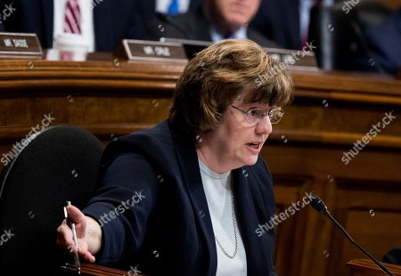 Rachel Mitchell, counsel for Senate Judiciary Committee Republicans, questions Dr. Christine Blasey Ford during the Senate Judiciary Committee hearing on the nomination of Brett M. Kavanaugh to be an associate justice of the Supreme Court of the United States, focusing on allegations of sexual assault by Kavanaugh against Christine Blasey Ford in the early 1980s
