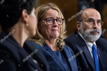 Editorial photo of Supreme Court Kavanaugh, Washington, USA - 27 Sep 2018