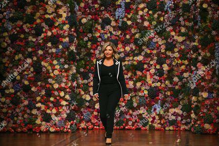 Editorial image of Ingie Paris show, Runway, Spring Summer 2019, Paris Fashion Week, France - 27 Sep 2018