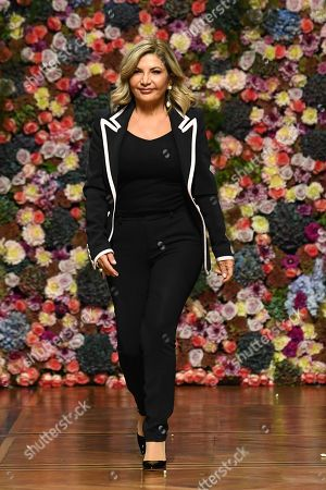 Editorial photo of Ingie Paris show, Runway, Spring Summer 2019, Paris Fashion Week, France - 27 Sep 2018