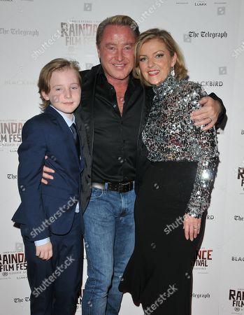 Michael St. James Flatley, Michael Flatley and Niamh O'Brien