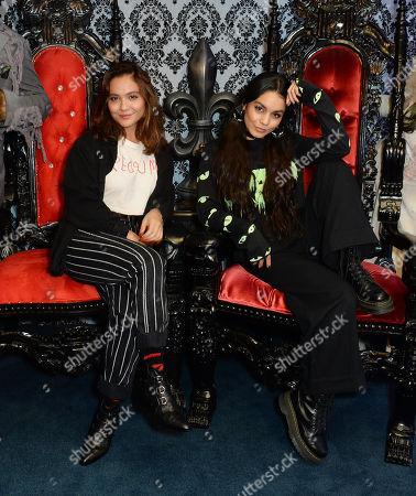 Stella Hudgens and Vanessa Hudgens