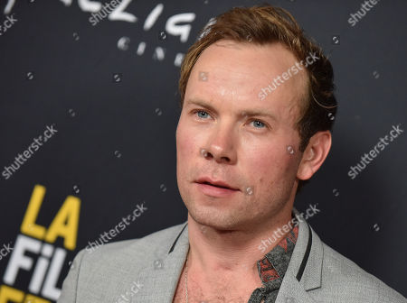 Stock Photo of Brendan Fletcher