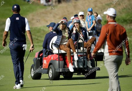 Editorial image of Ryder Cup Golf, Saint-Quentin-en-Yvelines, France - 29 Sep 2018
