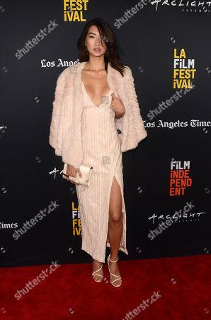 Editorial photo of 'Nomis' premiere, LA Film Festival, Los Angeles, USA - 28 Sep 2018