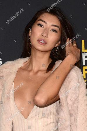 Editorial image of 'Nomis' premiere, LA Film Festival, Los Angeles, USA - 28 Sep 2018