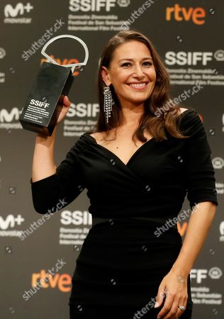 Editorial image of 66th San Sebastian International Film Festival, Spain - 29 Sep 2018