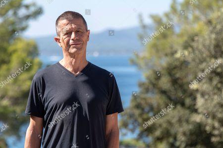Editorial image of Emmanuel Carrere, Formentor, Spain - 29 Sep 2018