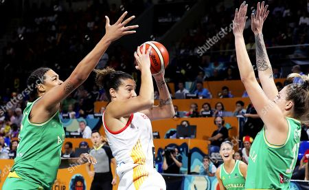 Editorial image of 2018 FIBA Women's Basketball World Cup, San Cristobal De La Laguna, Spain - 29 Sep 2018