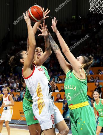 Editorial photo of 2018 FIBA Women's Basketball World Cup, San Cristobal De La Laguna, Spain - 29 Sep 2018