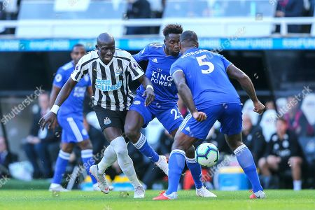 Editorial photo of Newcastle United v Leicester City, Premier League - 29 Sep 2018