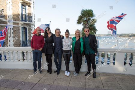 Thierry Lacaze, Monica Bellucci, Alex Lutz, Sabrina Ouazani, Emmanuelle Bercot, Rupert Grint