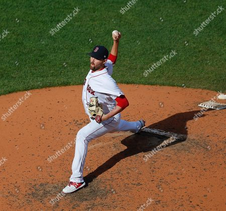 Editorial picture of New York Yankees at Boston Red Sox, Usa - 29 Sep 2018