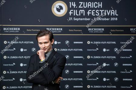 Editorial image of 14th Zurich Film Festival, Switzerland - 29 Sep 2018