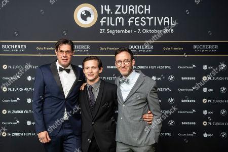 Editorial photo of 14th Zurich Film Festival, Switzerland - 29 Sep 2018
