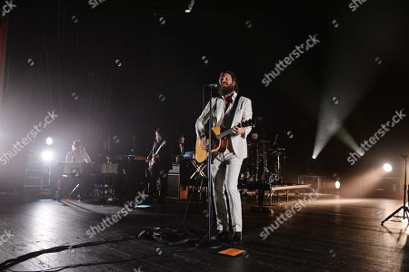 Editorial photo of Father John Misty in concert at The Fillmore, Miami Beach, USA - 28 Sep 2018