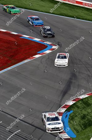 Editorial picture of NASCAR Xfinity Auto Racing, Concord, USA - 29 Sep 2018