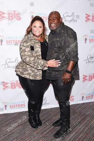 Tamela Mann and David Mann