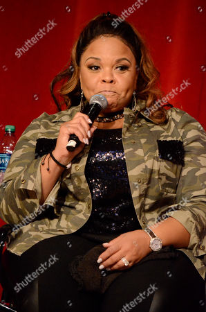 Stock Image of Tamela Mann